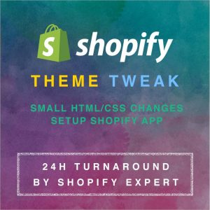 shopify tweak
